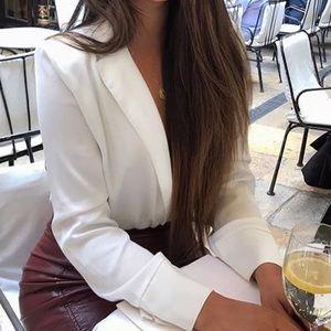 Zara long sleeve top 😍